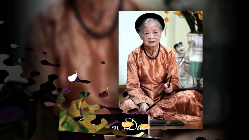 Nghệ nhân Phó Thị Kim Đức