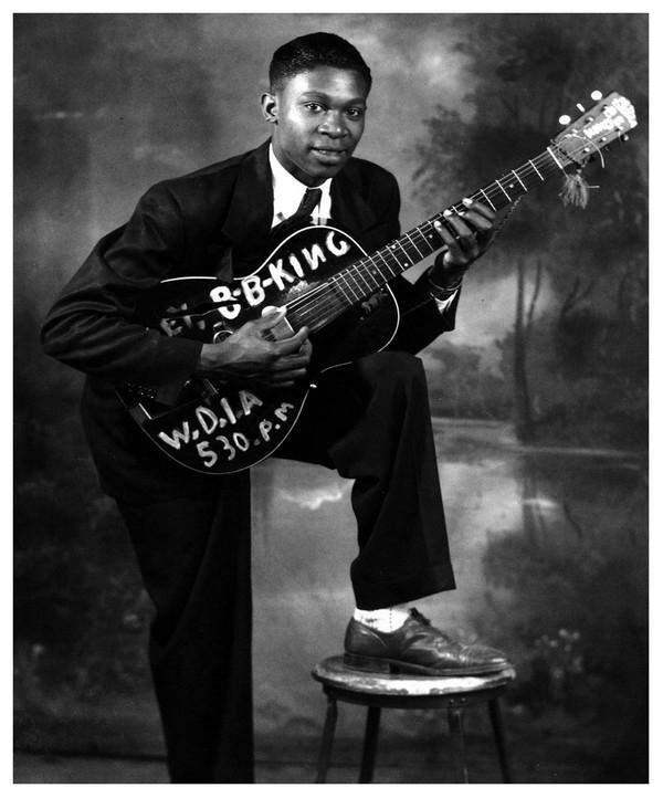 Nghệ sĩ guitar B.B. King