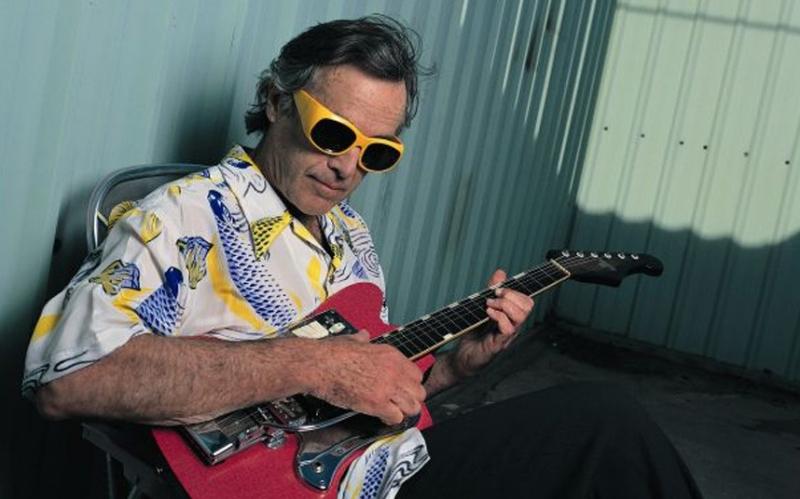 Nghệ sĩ guitar Ry Cooder
