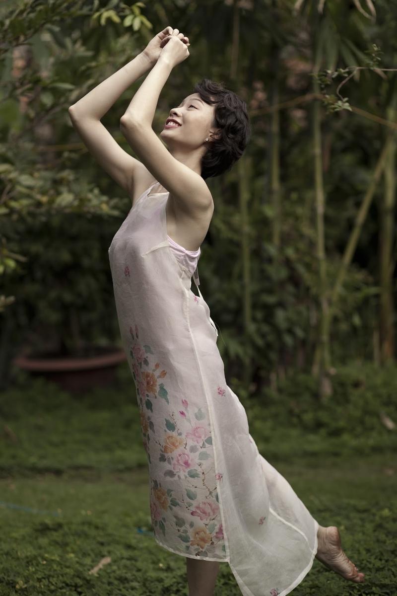 Nghệ sĩ Tạ Thùy Chi