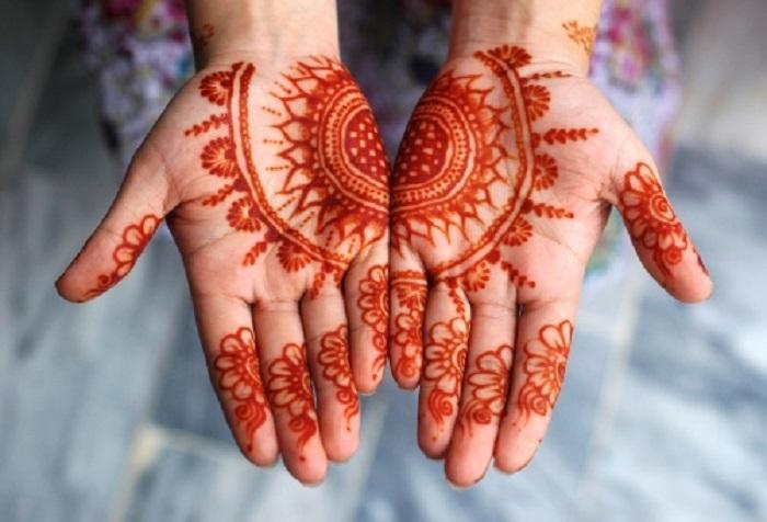 Nghệ thuật xăm Henna