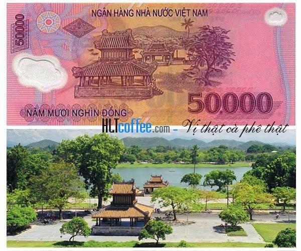Nghênh Lương Đình, Phu Văn Lâu (tờ 50.000 đồng)