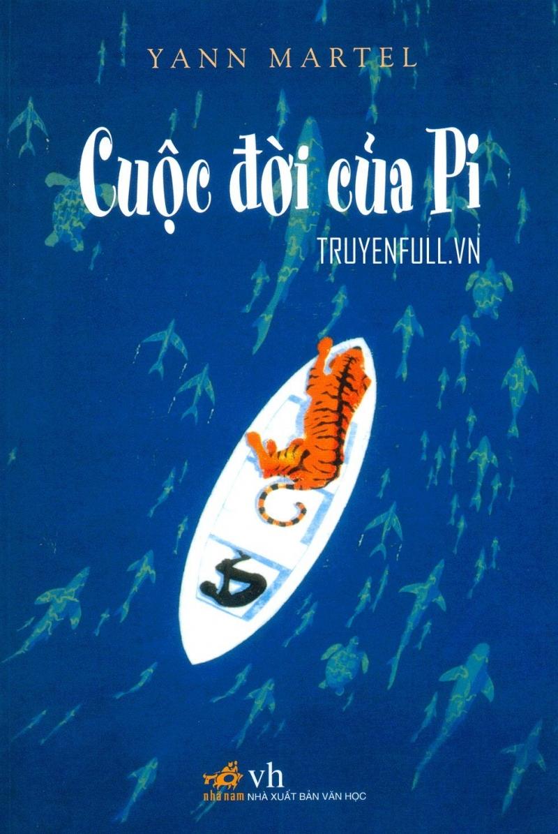Cuốn sách Cuộc đời của Pi