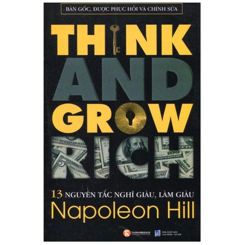 Cuốn sách Nghĩ giàu làm giàu