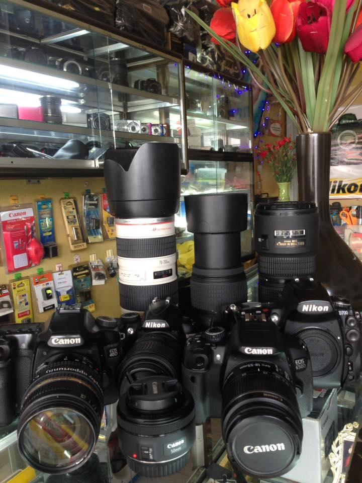 Bệnh viện máy ảnh Nghĩa Hưng Camera