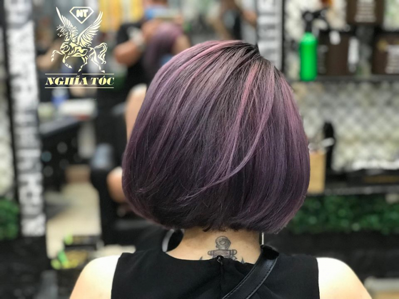 Nghĩa Tóc Hair Salon
