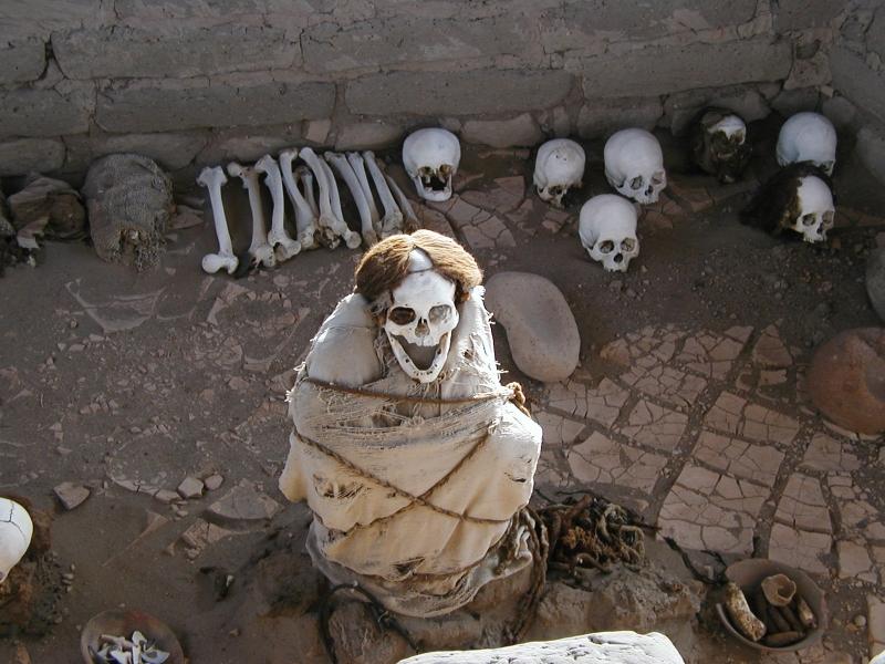 Nghĩa trang Chauchilla, Peru