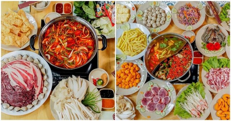 Top 20 nhà hàng ngon nhất ở khu vực quận Cầu Giấy - Hà Nội