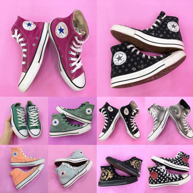 Nghiện Sneaker
