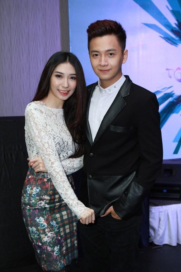 Ngô Kiến Huy - Khổng Tú Quỳnh tham dự chương trình