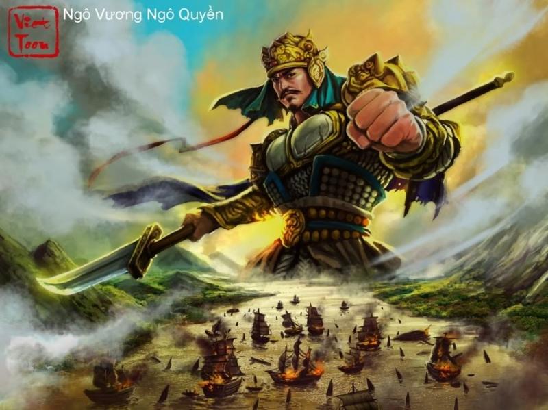 Ngô Quyền (898- 944)