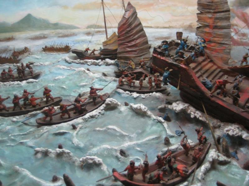 Trận chiến của quân ta trên sông Bạch Đằng năm 938