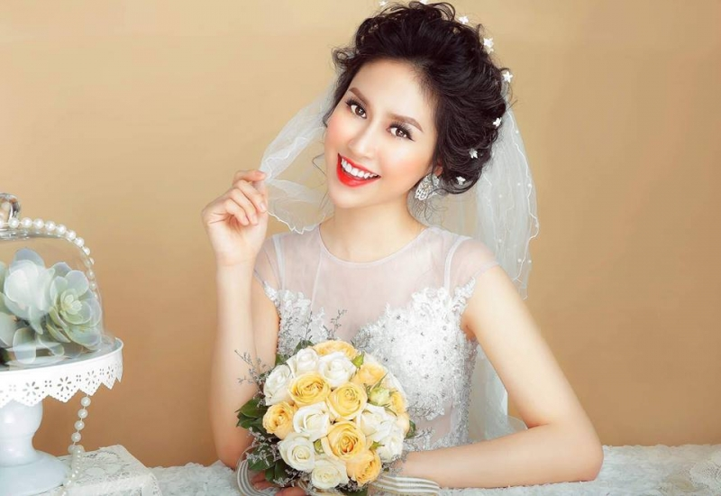 Ngô Thanh Trung make up (Hồ Anh Khoa Studio)