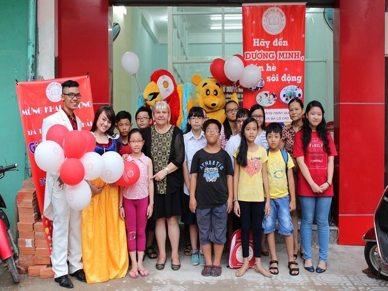 Ngoại ngữ Dương Minh - địa điểm học tiếng Anh tốt nhất TP. HCM