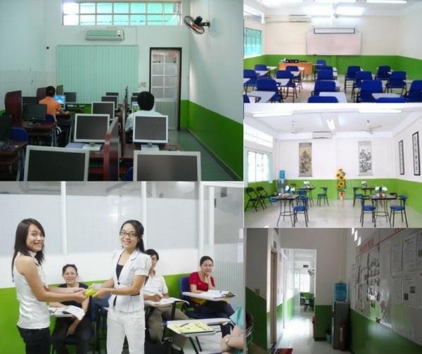 Ngoại ngữ Forward là một trung tâm chuyên dạy về tiếng Anh và tiếng Trung