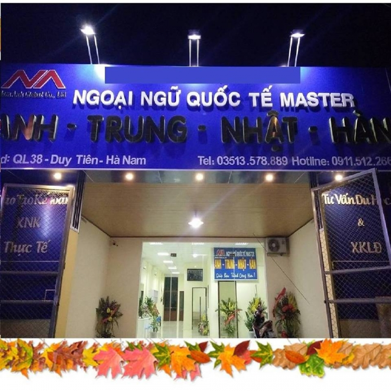 Ngoại ngữ Quốc tế Master