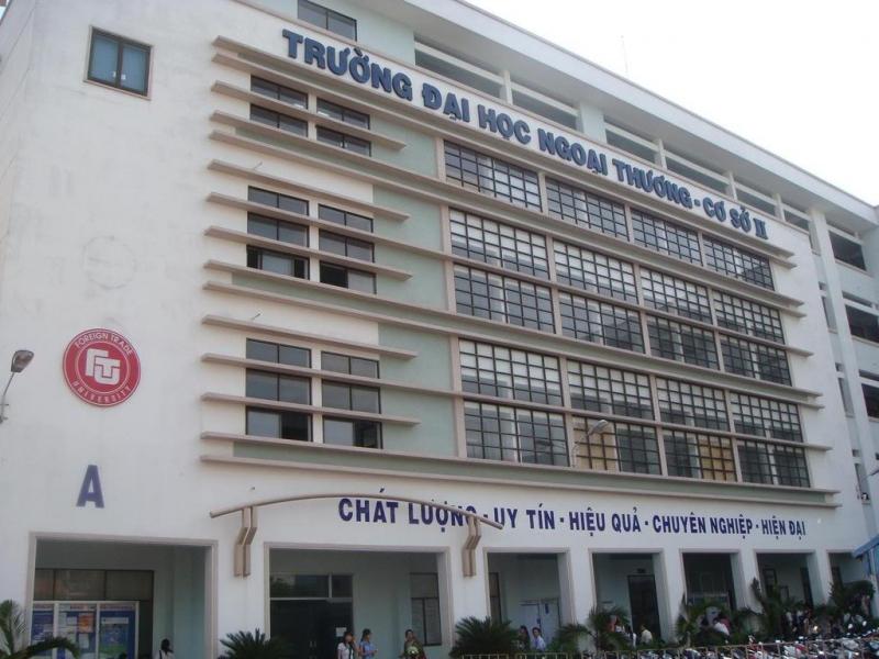 Trường Đại học Ngoại thương cơ sở 2