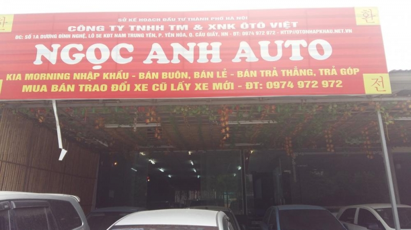 Ngọc Anh Auto.