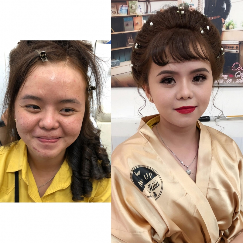 Ngọc Hiếu Make Up (Ben Stuido)