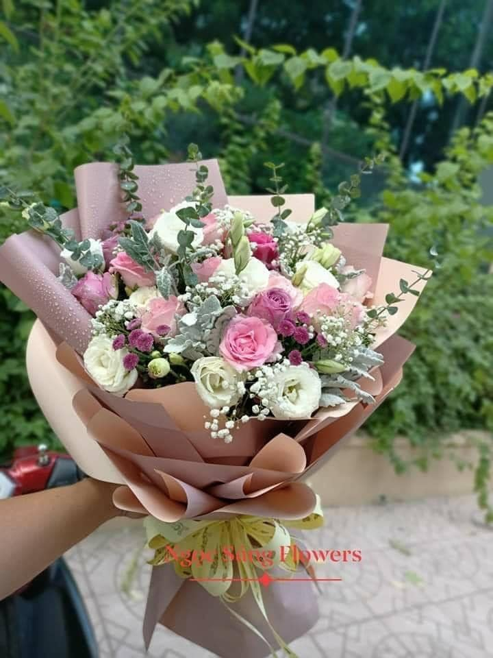Shop hoa tươi Ngọc Sáng