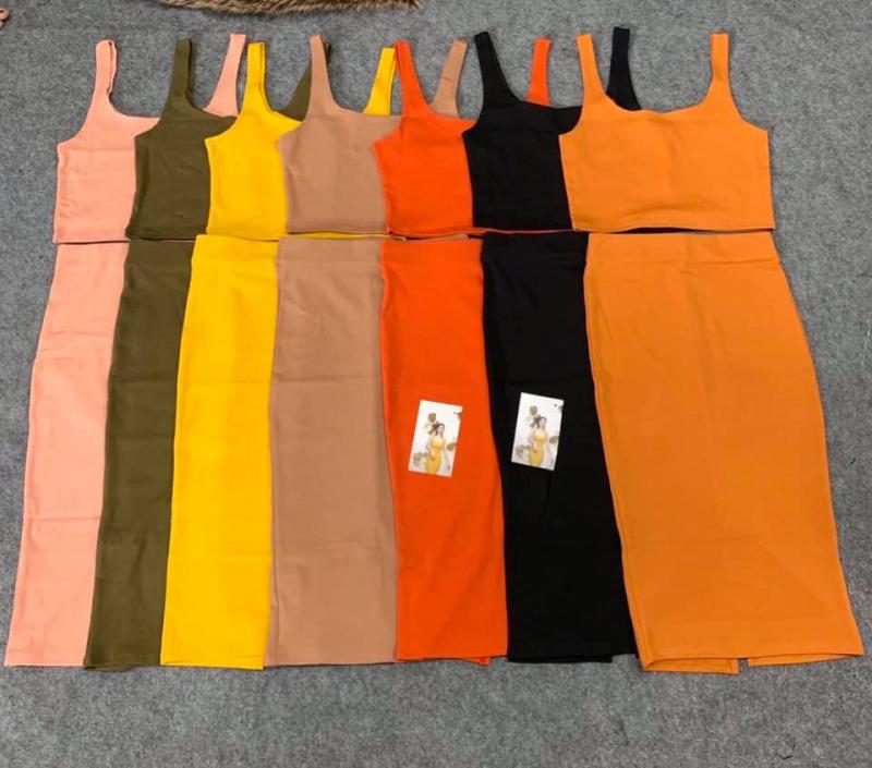 Set váy ôm body tại Ngọc Store