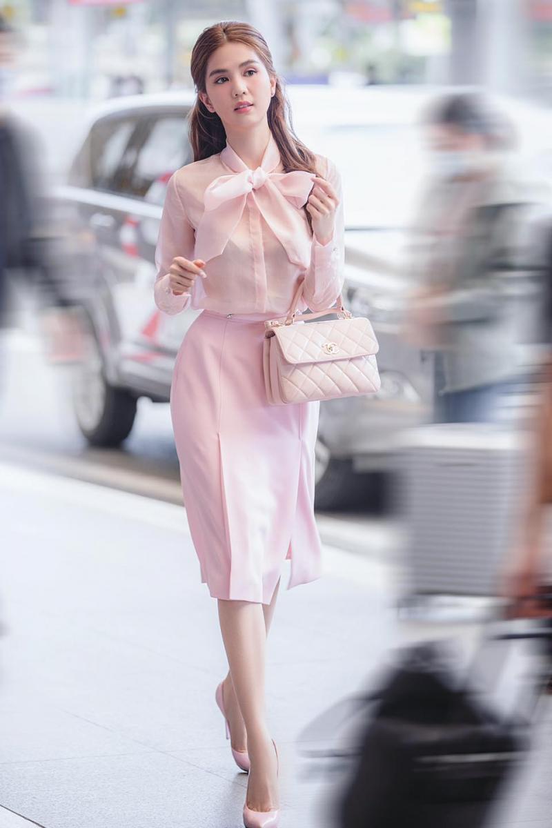 Shop thời trang Ngọc Trinh Fashion với những mẫu thiết kế độc đáo