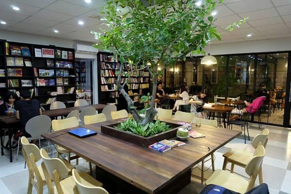 Ngọc Tước Book Café
