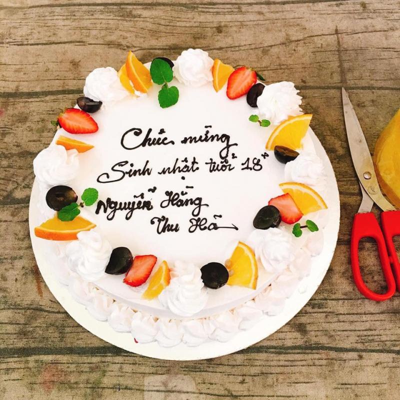Ngọc Xoăn Cake