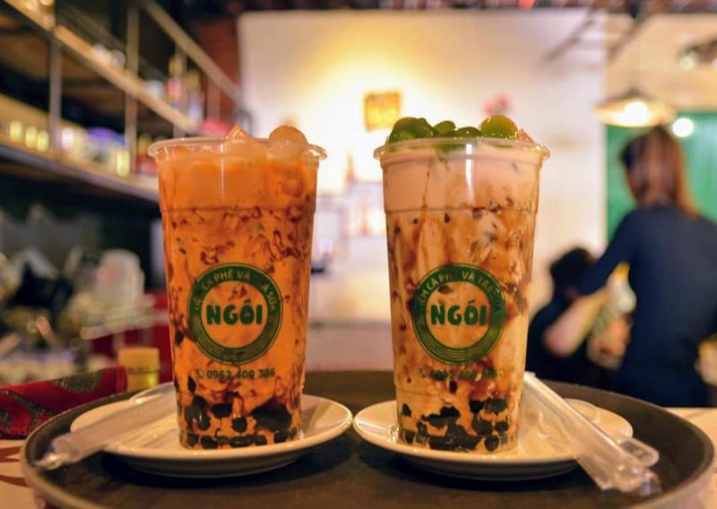 NGÓI Cafe & Trà sữa