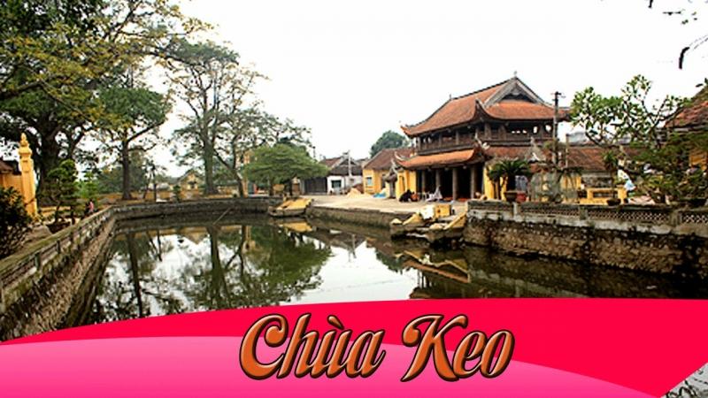 Top 7 ngôi đền, chùa linh thiêng nổi tiếng nhất Thái Bình