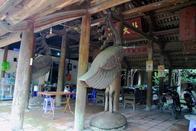 Ngôi nhà cổ 300 tuổi ở Hà Nội