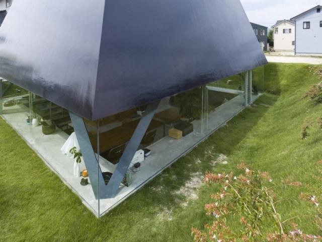 Kiến trúc mang cảm hứng từ kim tử tháp