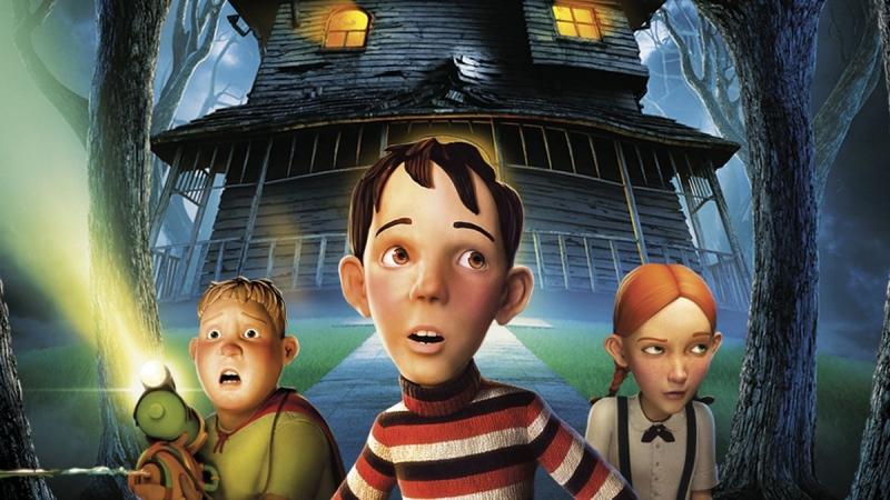 Ngôi nhà ma quái (2006)