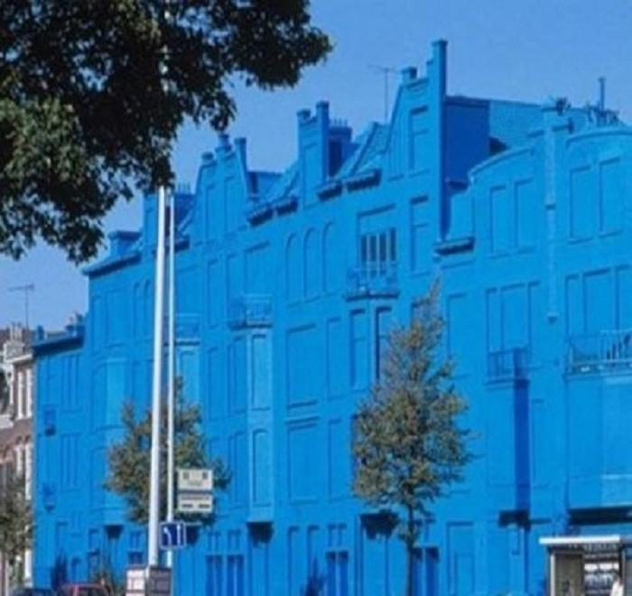 Ngôi nhà xanh đẹp ngất ngây giữa thành phố