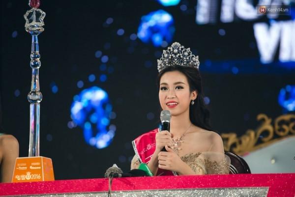 Đỗ Mỹ Linh - Hoa hậu Việt Nam năm 2016