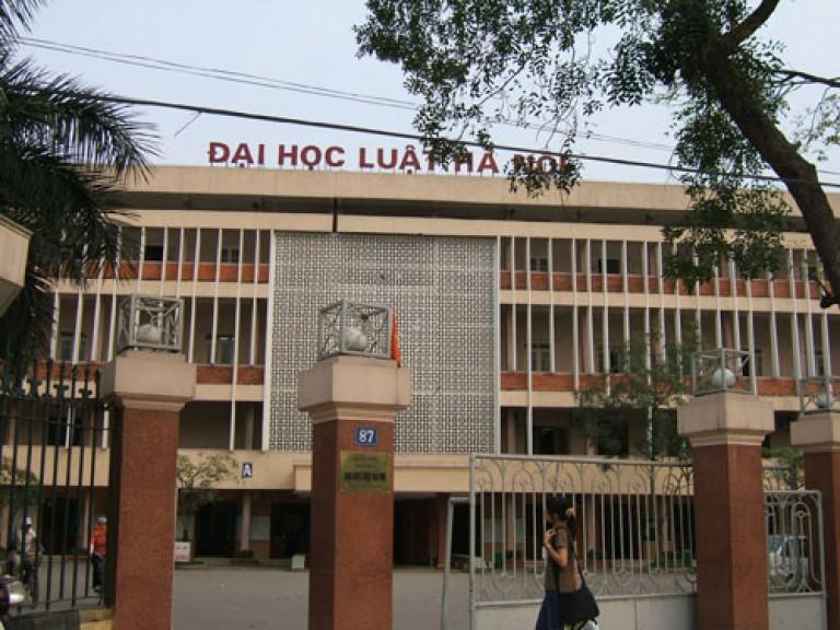 Trường Đại học Luật Hà Nội