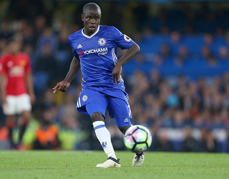 N'Golo Kante là chìa khóa chiến thắng của Chelsea mùa giải này