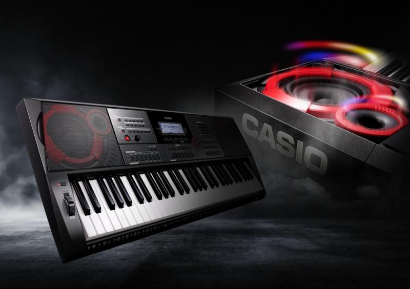 Đàn Organ CASIO CT-X3000 tại Ngón Dương Cầm - Piano Fingers