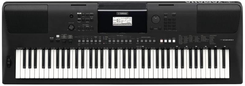 Đàn Organ YAMAHA PSR-EW410 tại Ngón Dương Cầm - Piano Fingers