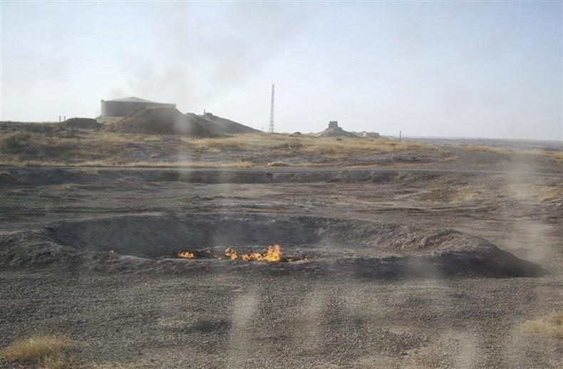 Ngọn lửa Baba Gurgur