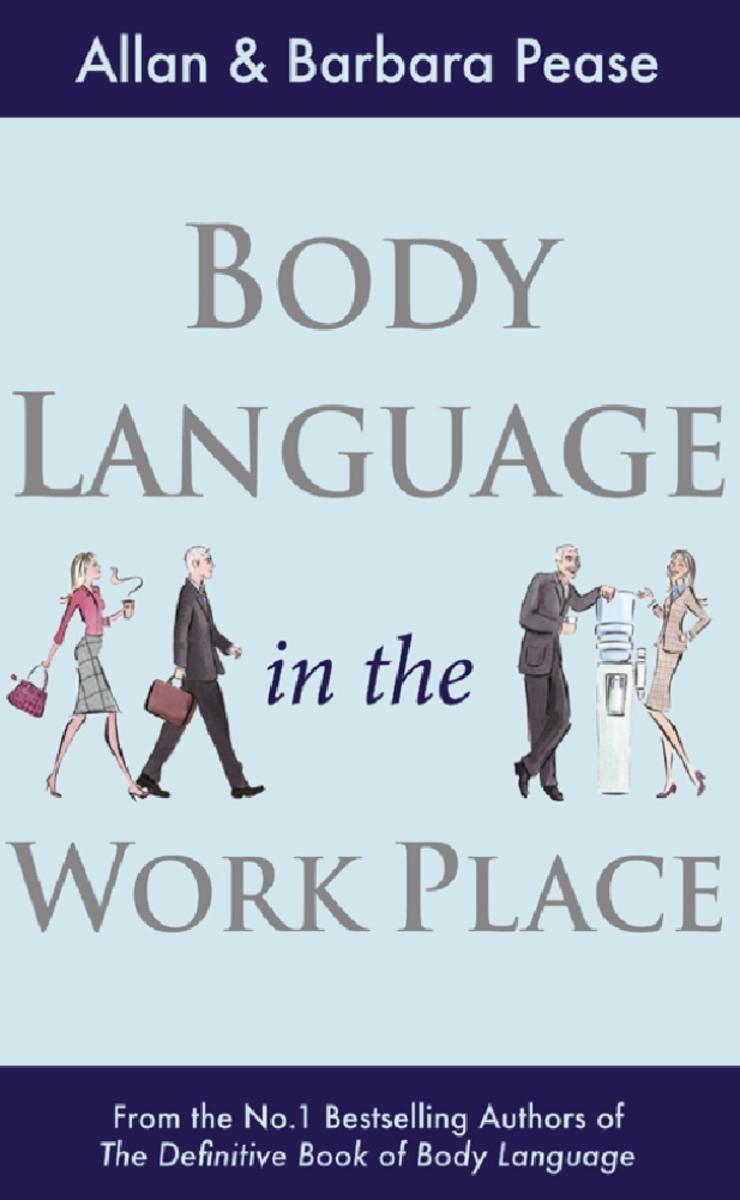 Cuốn sách Ngôn ngữ cơ thể ở nơi làm việc