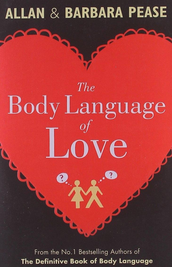 Cuốn sách Ngôn ngữ cơ thể trong tình yêu