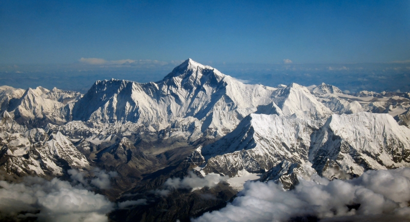 Top 7 đỉnh núi cao nhất của bảy châu lục trên thế giới