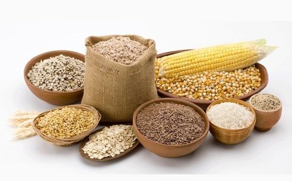 Ngũ cốc có chứa một lượng lớn Vitamin nhóm A, B và C