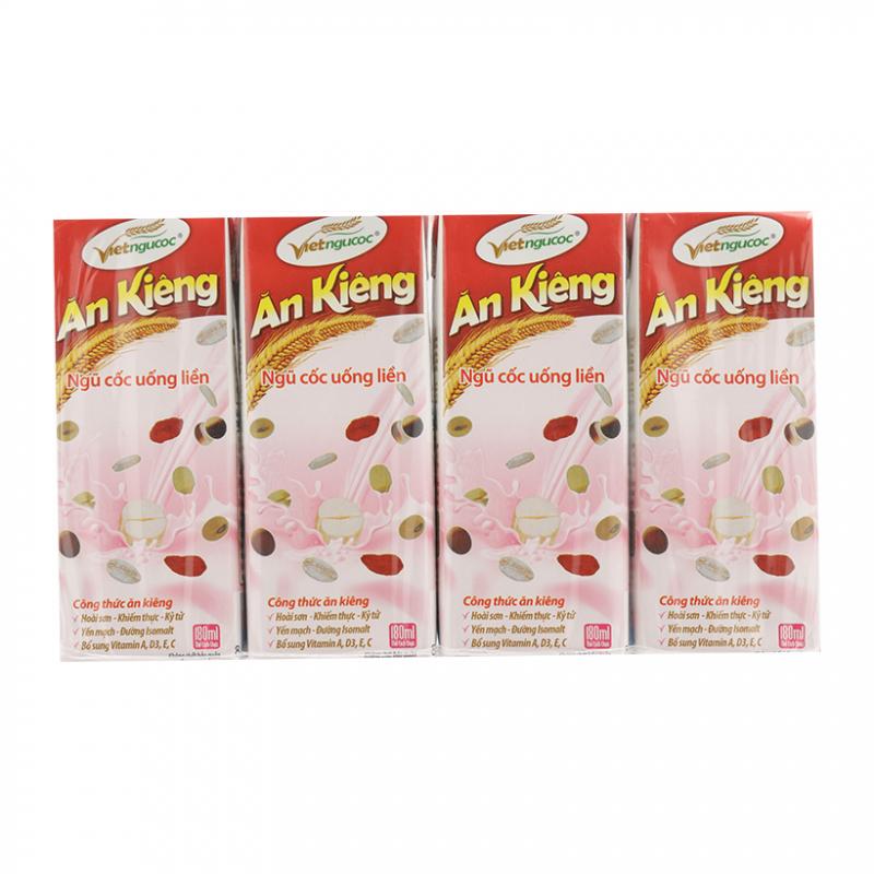 Ngũ cốc ăn kiêng uống liền Việt Ngũ Cốc