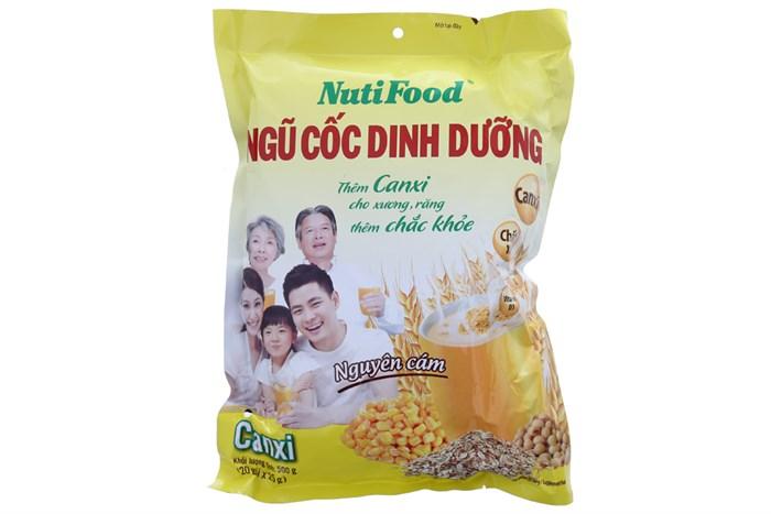 Ngũ cốc dinh dưỡng Nutifood canxi