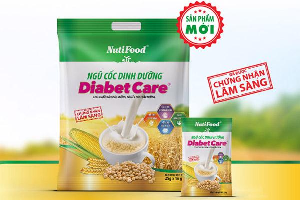 Ngũ cốc dinh dưỡng DiabetCare: