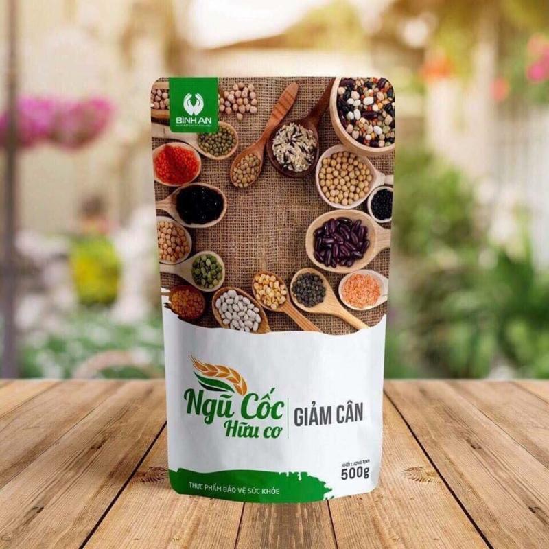 Sản phẩm ngũ cốc giảm cân của Linh Spa