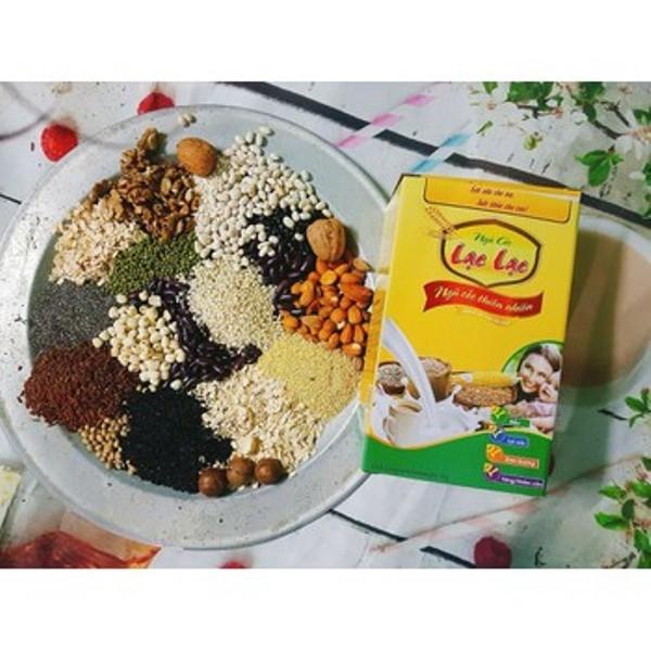 Nguyên liệu và thành phẩm ngũ cốc Lạc Lạc