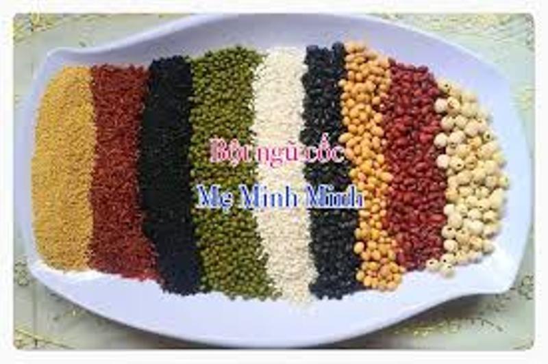 Ngũ cốc lợi sữa Mẹ Minh Minh
